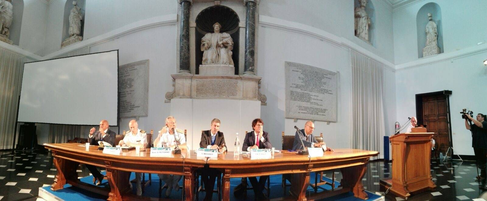 Forum Navi Genova