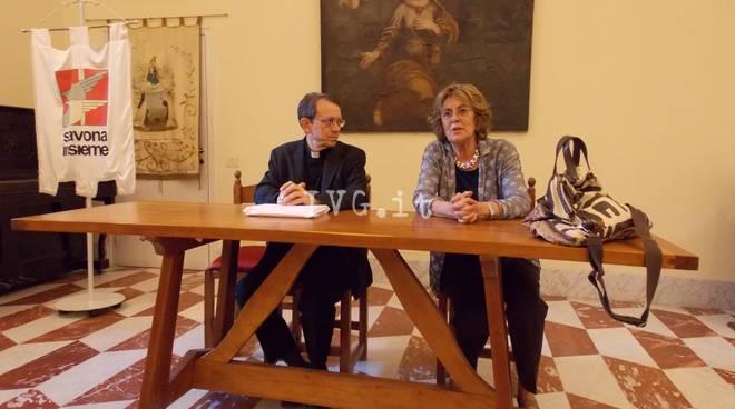 Vescovo Marino Savona Insieme