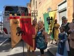 Albenga, il Palio accoglie i croceristi