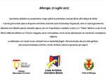 Albenga Istituto Trincheri opere d'arte Liceo Artistico