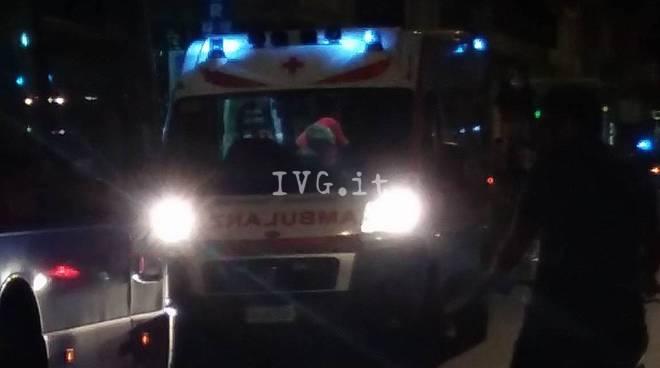 Scontro auto-furgone, un morto a Andora