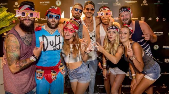 American Pie Party Essaouira Club Albenga