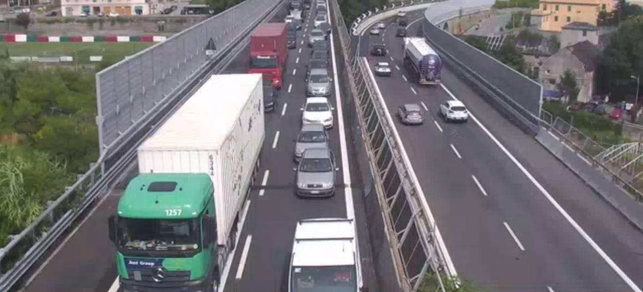 autostrada coda