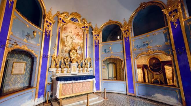 Cappella della Misericordia Villa Faraggiana