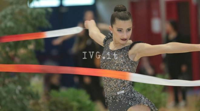 L\' ASD ArteGinnastica partecipa ai Gymcampus di Loano con Alice Mascarino