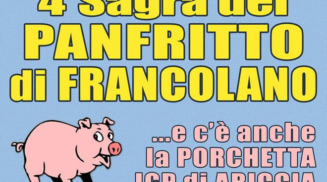 Sagra del Panfritto e della Porchetta d\'Ariccia