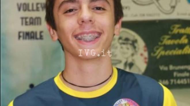 Volley: Francesco Testa convocato alla Selezione Nazionale Allievi Maschile