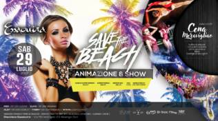 Save The Beach: Animazione & Show