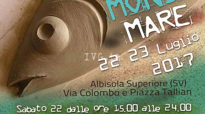 """Evento d\'Arte - \""""Mondo Mare\"""" I° Concorso annuale di ceramiche d\'arte contemporanea."""
