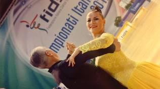 Anna Lucia Russo e Giuseppe (Franco) Ferrando conquistano il 3° posto ai Campionati Italiani di Categoria 2017 di Rimini