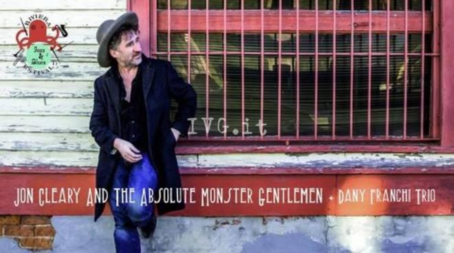 Giovedì sera a Spotorno seconda  serata del Riviera Jazz e Blues Festival: JON CLEARY + DANY FRANCHI