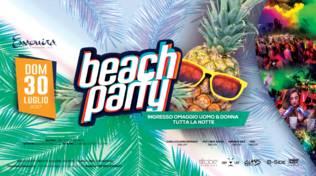 Beach Party Ingresso Omaggio Per Tutti