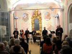Concerto riapertura Cappella della Misericordia Villa Faraggiana Albissola Marina