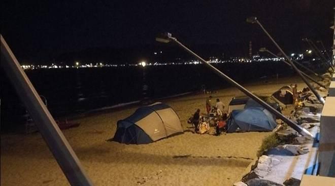 Campeggio Spiaggia Savona