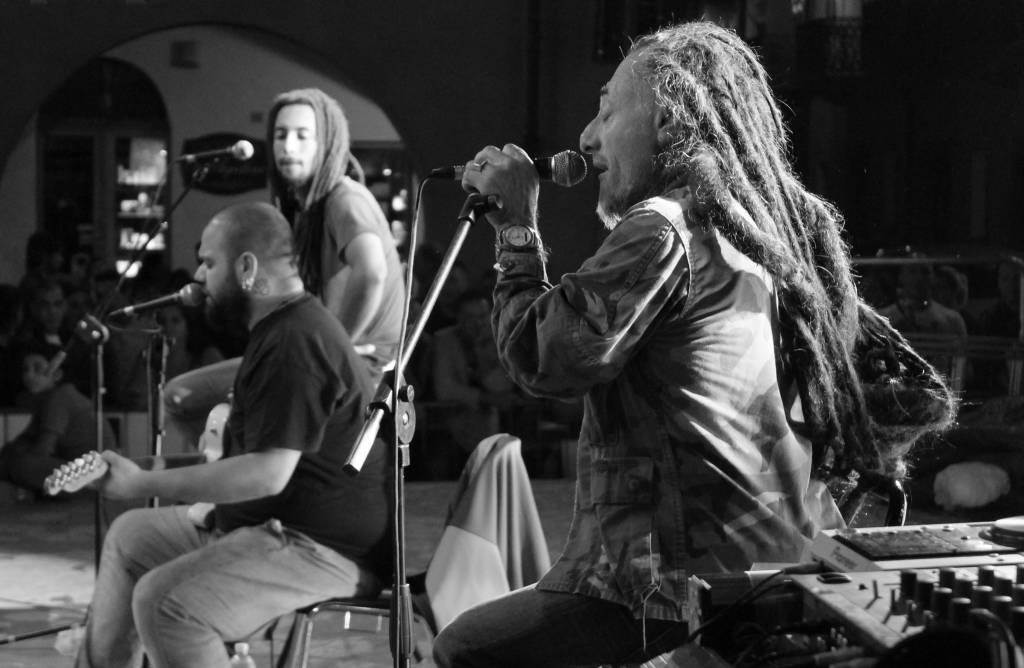Double Trouble reggae soul concerto