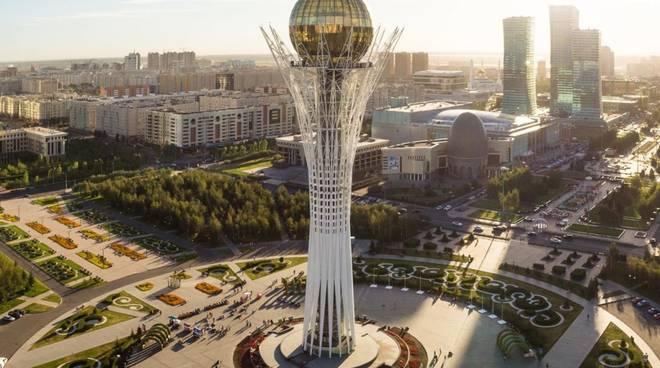 Expo 2017 Astana Kazakistan