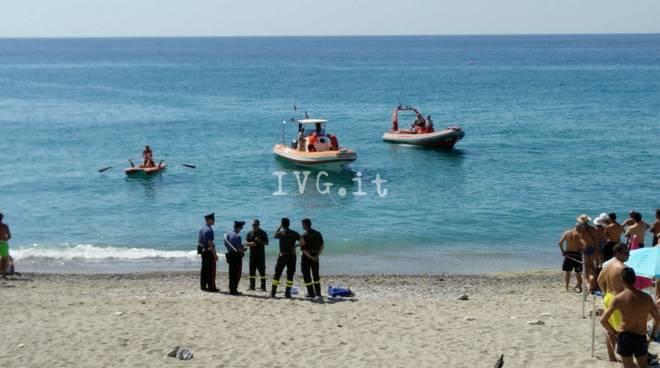 Migrante 17enne annega a Finale Ligure, ospite di centro accoglienza