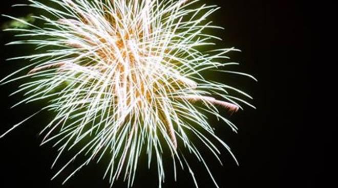 fuochi d'artificio savona