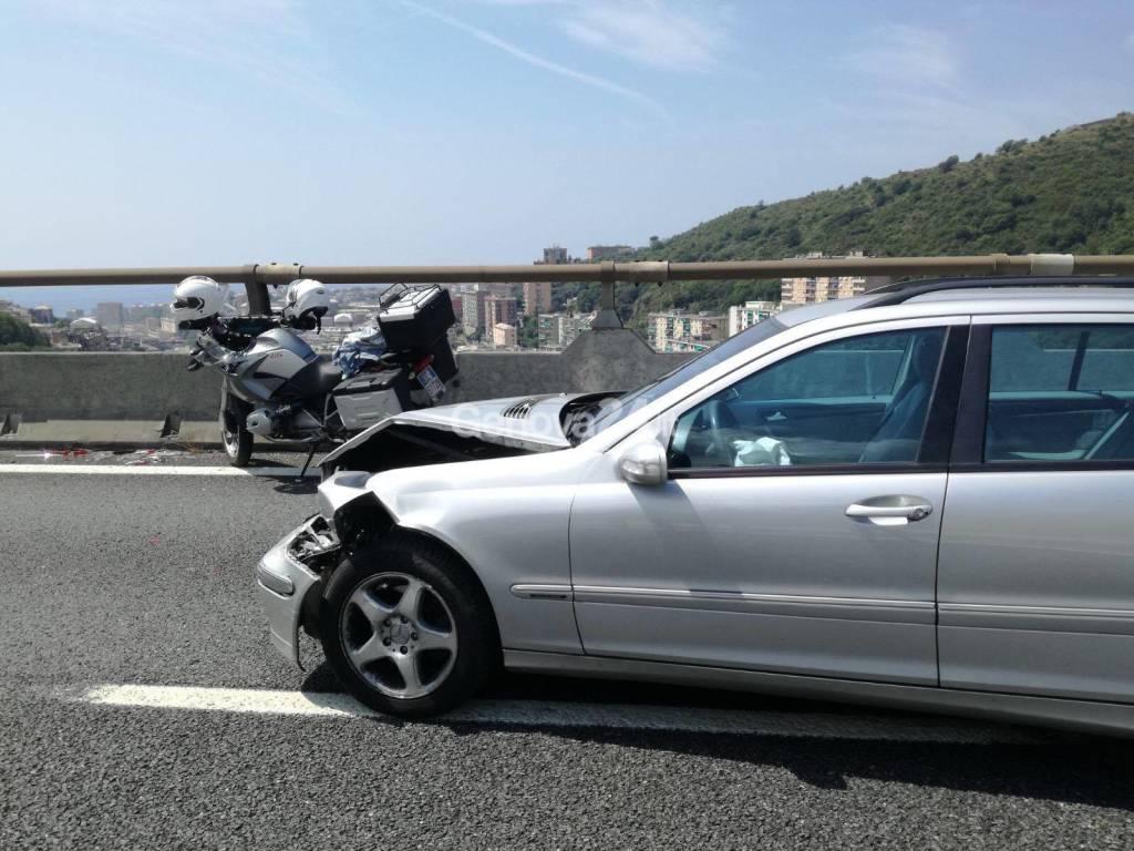 Incidente sull'A12