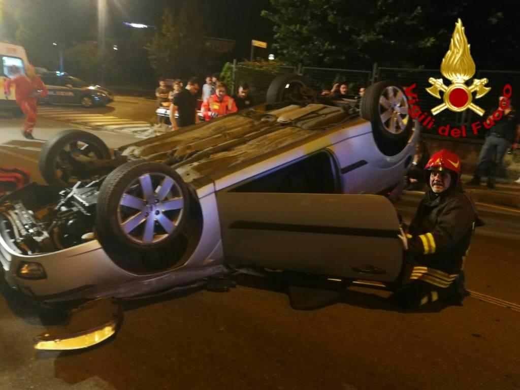 incidente via romairone