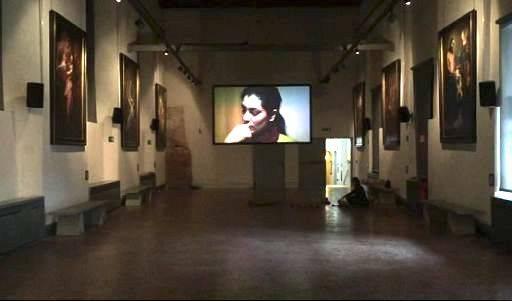 Installazione Rasha Adrian Paci