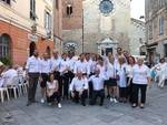 La Cena in Bianco ad Albenga