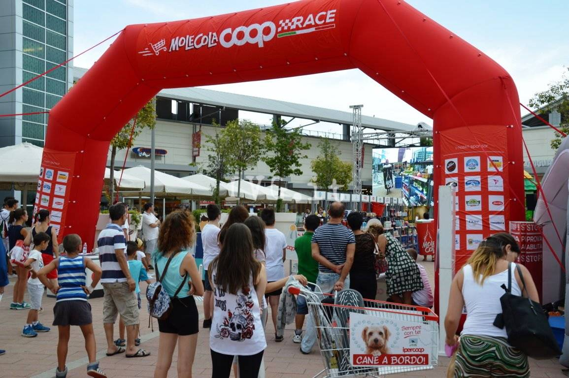 La Molecola Coop Race debutta in Liguria!