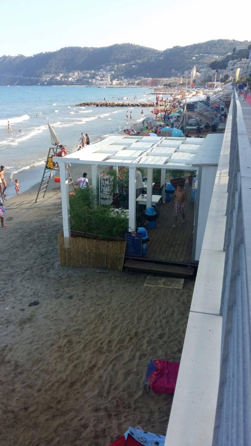 laigueglia spiagge