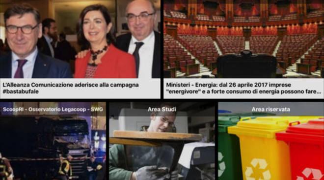 LegaCoop News Liguria