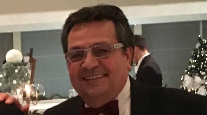 Lino Ferraro presidente Lions Loano