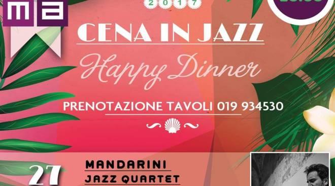 Mandarini Jazz Quartet Marina di Varazze