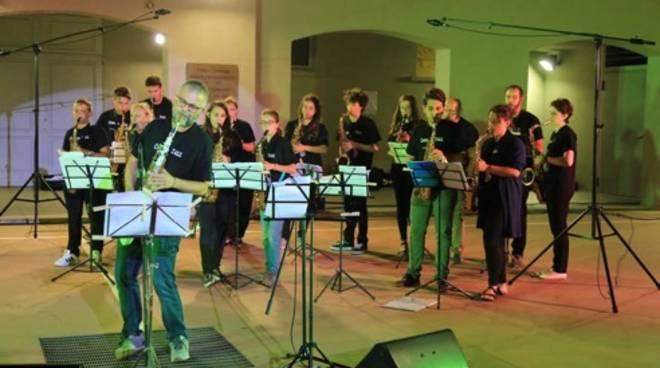 Master sassofono Banda Musicale Puccini Cairo Montenotte