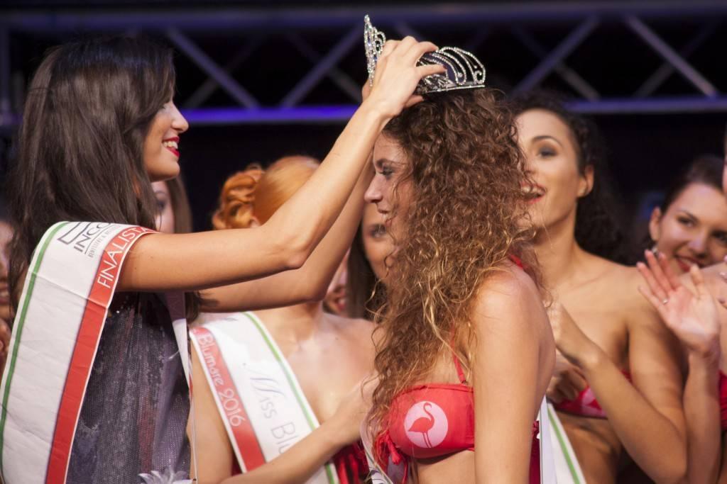 Miss Blumare concorso di bellezza
