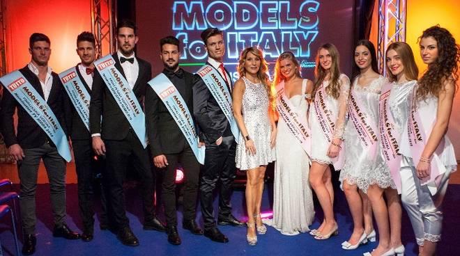 Models for Italy Andora Rocce di Pinamare