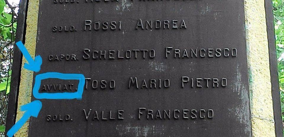 monumento caduti arenzano