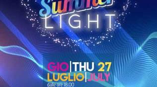Notte Bianca Summer Light Pietra Ligure