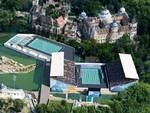 nuoto sincronizzato ai campionati mondiali di Budapest.