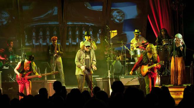 O. I. & B. cover band Zucchero