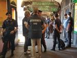 Pattuglione carabinieri a Sottoripa, 12 luglio