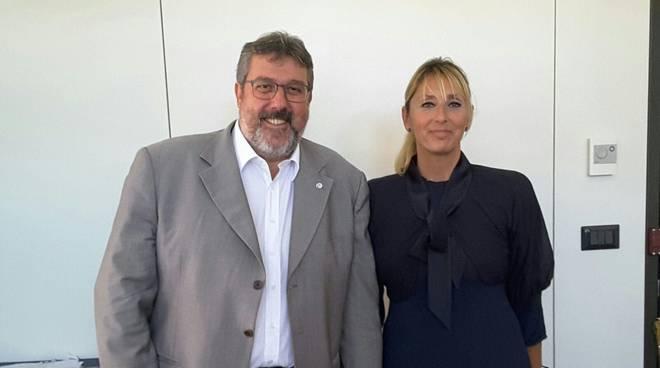 Angelo Vaccarezza Cristina Bolla