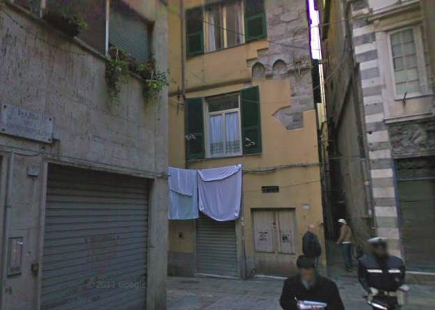 piazza santo sepolcro genova