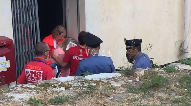 Finale Ligure: tentata rapina all'ufficio postale di Gorra