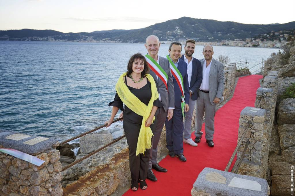 red carpet alassio