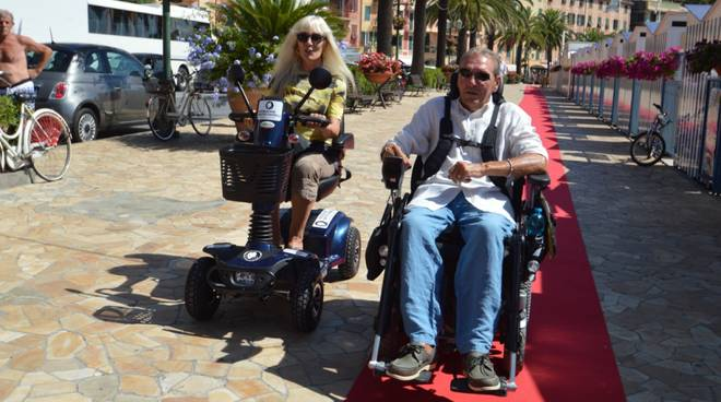 red carpet disabili