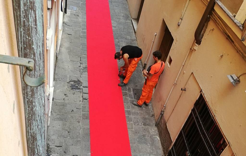 red carpet genova