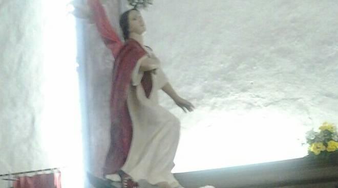 santa margherita segno