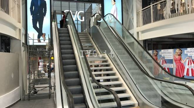 """Savona, il nuovo centro commerciale """"La Città sul Mare"""""""