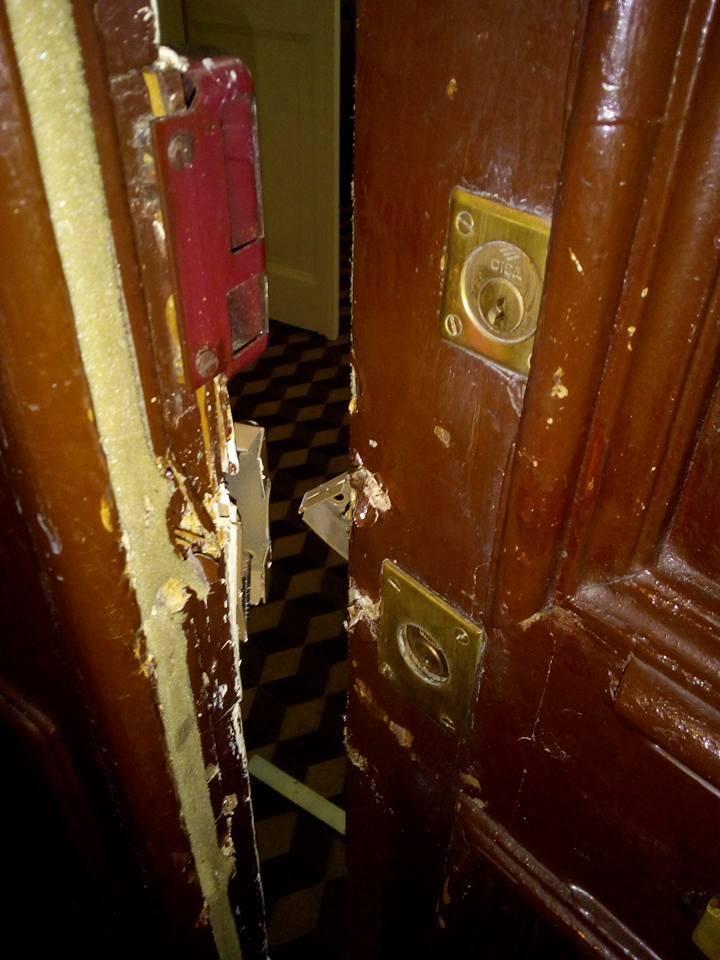 Savona, tentato furto in un appartamento di via XX Settembre