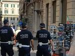 sicurezza centro storico pattuglione