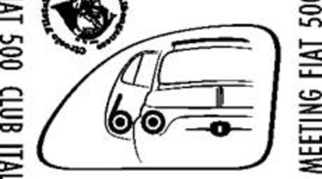 Annullo Filatelico Fiat 500